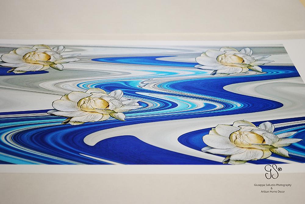 Stream of Fluidity - Print