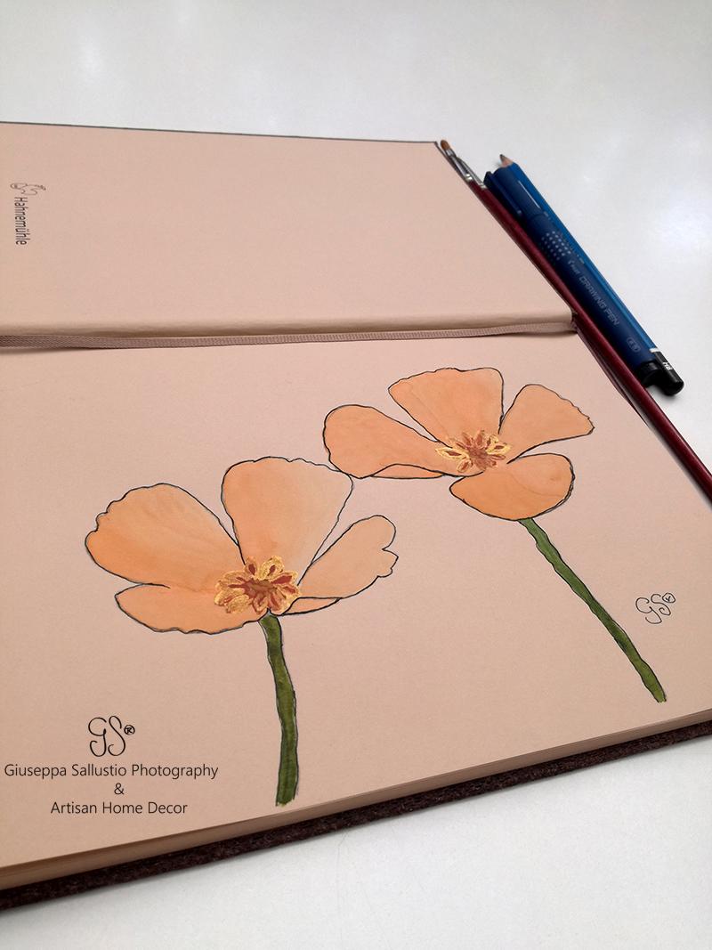 Mesmerising blooming